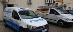AKCIJA !!! Klima A++ invereter FTXF35A Daikin SENSIRA novi model 2018 Banja Luka 065 566 141 Elektromont