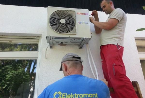 AKCIJA-Klima TOSHIBA Suzumi Plus INVERTER Elektromont Banja Luka 065 566 141