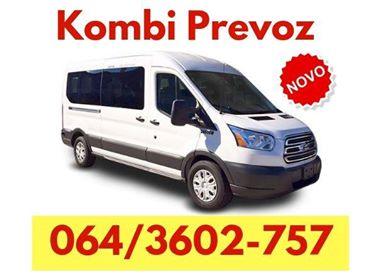 Kombi prevoz Batajnica – 0643602757 – 00-24