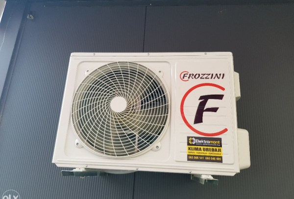 AKCIJA !!! Klima Frozzini MODEL 2019 sa ugradnjom od 620 KM Elektromont Banja Luka 065 566 141
