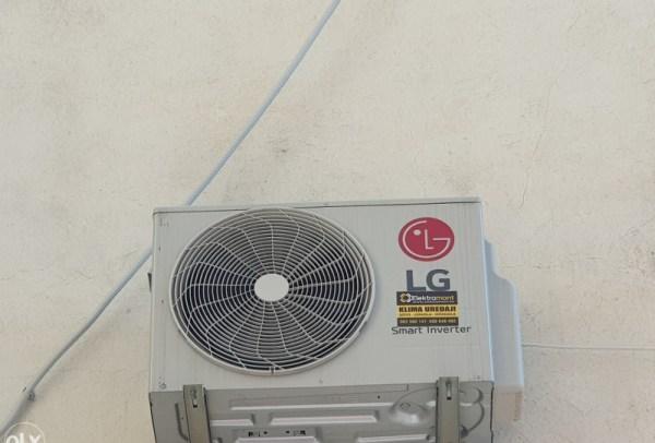 AKCIJA klima sa ugradnjom 1100 KM Dual Inverter LG S12EQ A++ Banja Luka 065 566 141