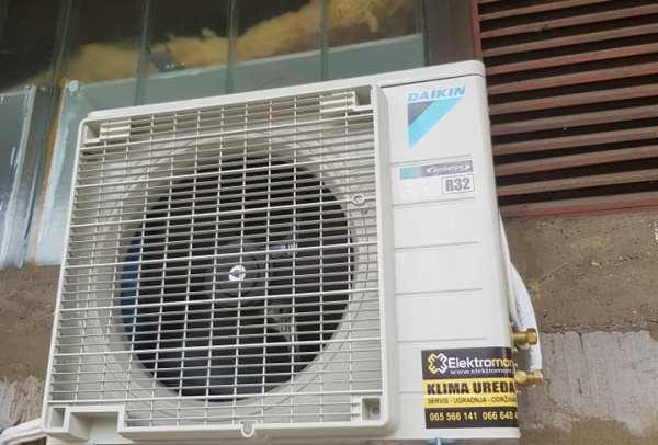 AKCIJA-Daikin Sensira A ++ inverter klima FTXF35A Elektromont Banja Luka 065 566 141