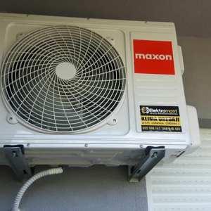 AKCIJA !!! Klima Maxon 12 sa ugradnjom 599 km Banja Luka 065/566-141 Elektromont Garancija 2 g.
