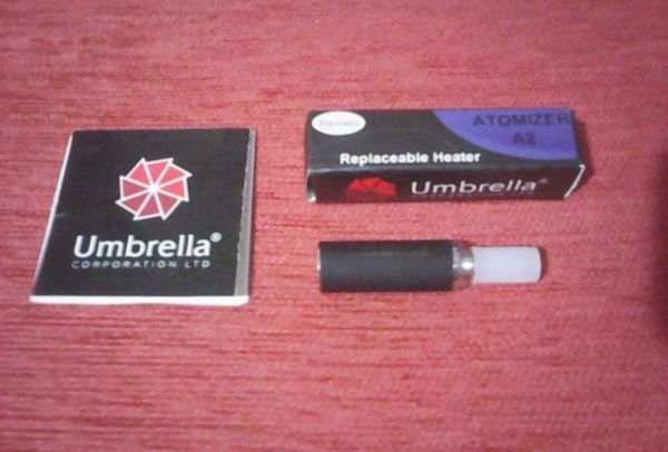 Atomizer bez grijača Umbrella