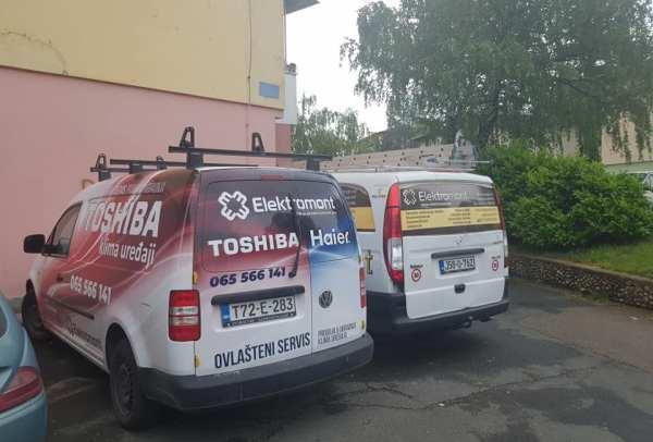 AKCIJA-Klima Frozzini 12 NOVI MODEL 2019/20 Elektromont Banja Luka 065 566 141