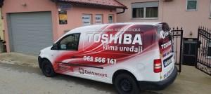 AKCIJA-Klima uredaji Toshiba SEIYA inverter A++ NOVI MODEL 2019 Elektromont Banja Luka 065 566 141