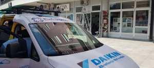 AKCIJA !!! Klima INVERTER Daikin SENSIRA FTXF35A eco plin R 32 A++ cijena sa ugrdanjom 1400 KM  Elektromont Banja Luka 065 566 141
