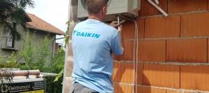 AKCIJA-Daikin Klima A++ invereter SENSIRA Elektromont Banja Luka 065 566 141
