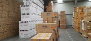 AKCIJA !!! Klima Maxon 12 sa ugradnjom 570 KM Banja Luka 065 566 141 Elektromont