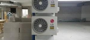 AKCIJA!!! Klima sa ugradnjom 1100 KM Dual Inverter LG S12EQ A++ Elektromont Banja Luka 065 566 141