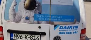 AKCIJA-Daikin Sensira inverter A++ klima FTXF35A-Elektromont Banja Luka 065 566 141