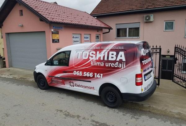 Toshiba klima Super Daisaikai 9 INVERTER-065 566 141 Elektromont Banja Luka