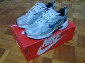 Nike patike (jednom korištene, vel. 38 ili 24 cm)