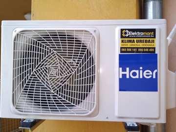 AKCIJA !!! Klima Haier Tibio 12 sa ugradnjom 700 KM Elektromont Banjaluka 065 566 141