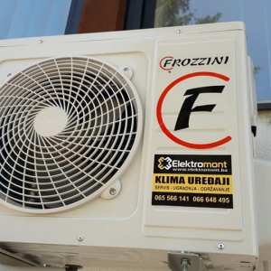 AKCIJA-Klima Frozzini NOVI MODEL 2020 Elektromont Banja Luka 065 566 141