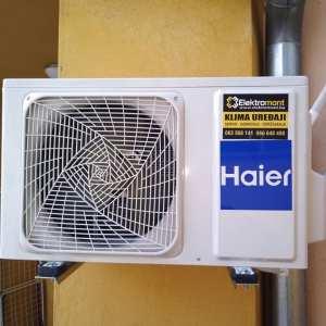 AKCIJA !!! Klima Haier Tibio 12 sa ugradnjom 700 KM Garancija 3 g Elektromont Banjaluka 065 566 141