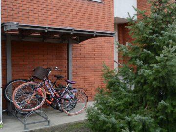Nadstesnice za bicikla – Urbana Oprema novi Sad