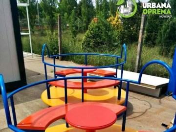 Mobilijar za decija igralista VRTESKA SEPARE URBANA OPREMA