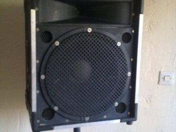 Zvučne kutije sa stalcima (dvosistemske – 15 inča)