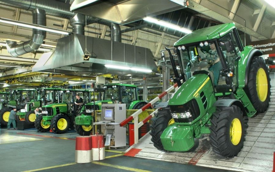 Supply Chain optimization in Agriculture