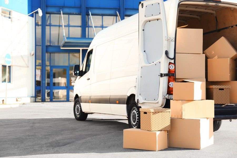 expedited shipping service