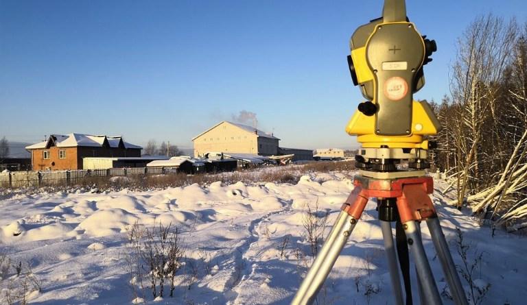 Впервые в Чайковском проводятся комплексные кадастровые работы