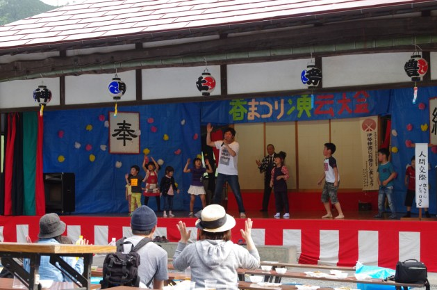 OBCライブ in 神明社演芸大会