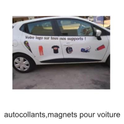 autocollant micro perforé magnet véhicule voiture personnalisable ografX