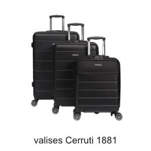 valises trolley cerruti 1881