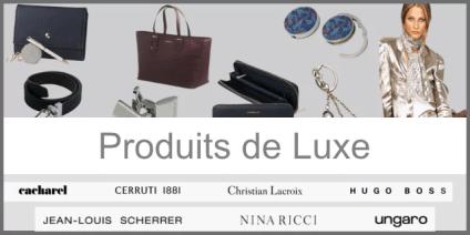 objet de marque luxe imprimable