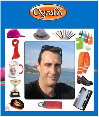 Xavier Paulès fondateur OgrafX