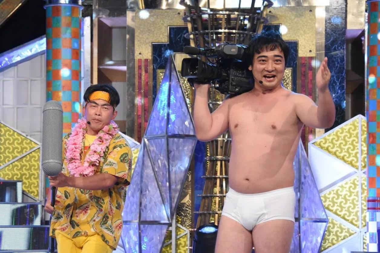 「なりきりの壁を越えろ! ご本人登場選手権」のワンシーン。(c)日本テレビ
