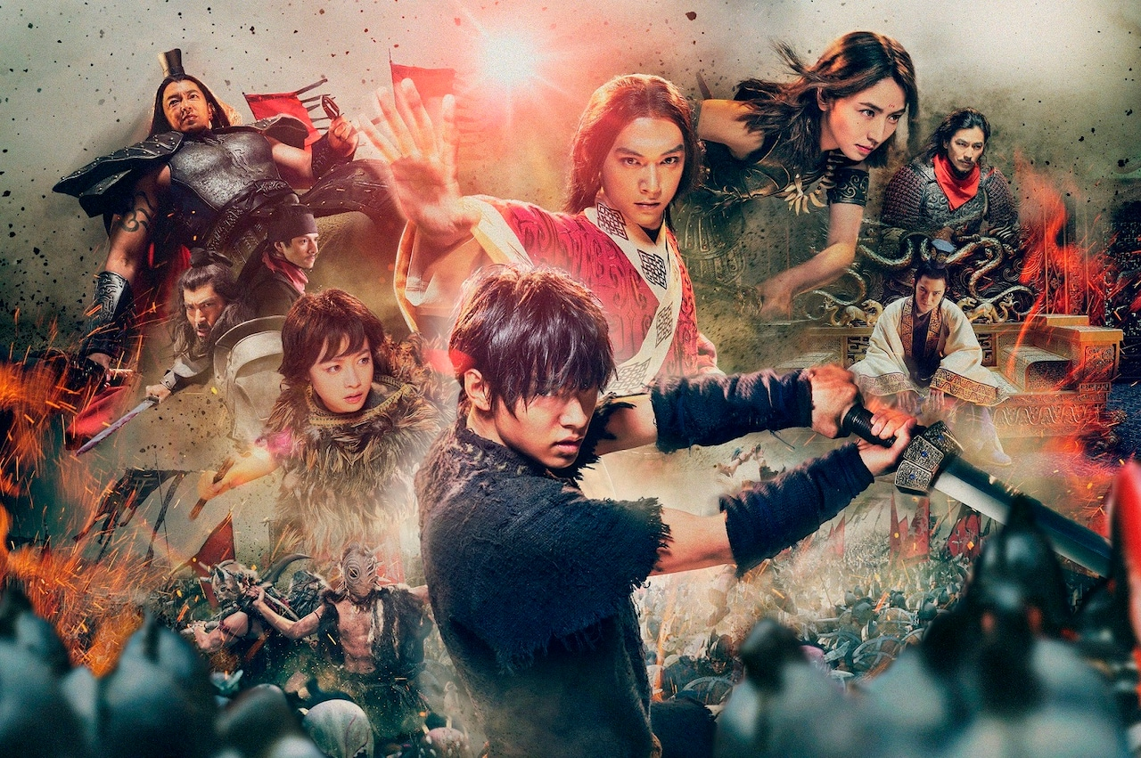 """Kingdom"" Live-Action Movie Confirms Sequel"