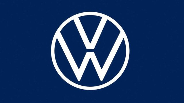wolkswagenin logosu