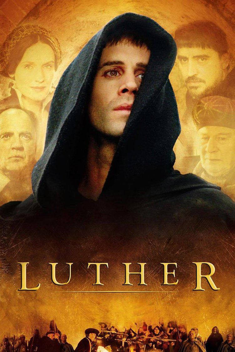 "Poster for the movie ""Luther"""