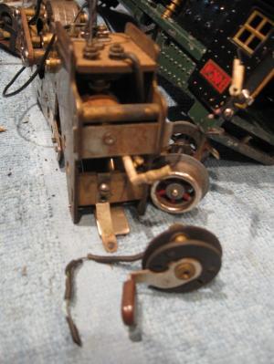 Lionel 260E | O Gauge Railroading On Line Forum