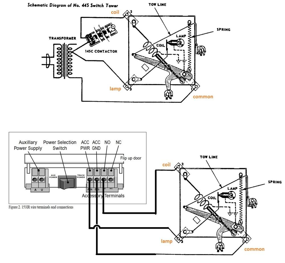 lionel kw transformer wiring diagram