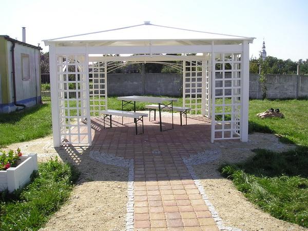 Ogrodzeniaplastikowepl Instrukcja Montażu Pawilonu Ogrodowego