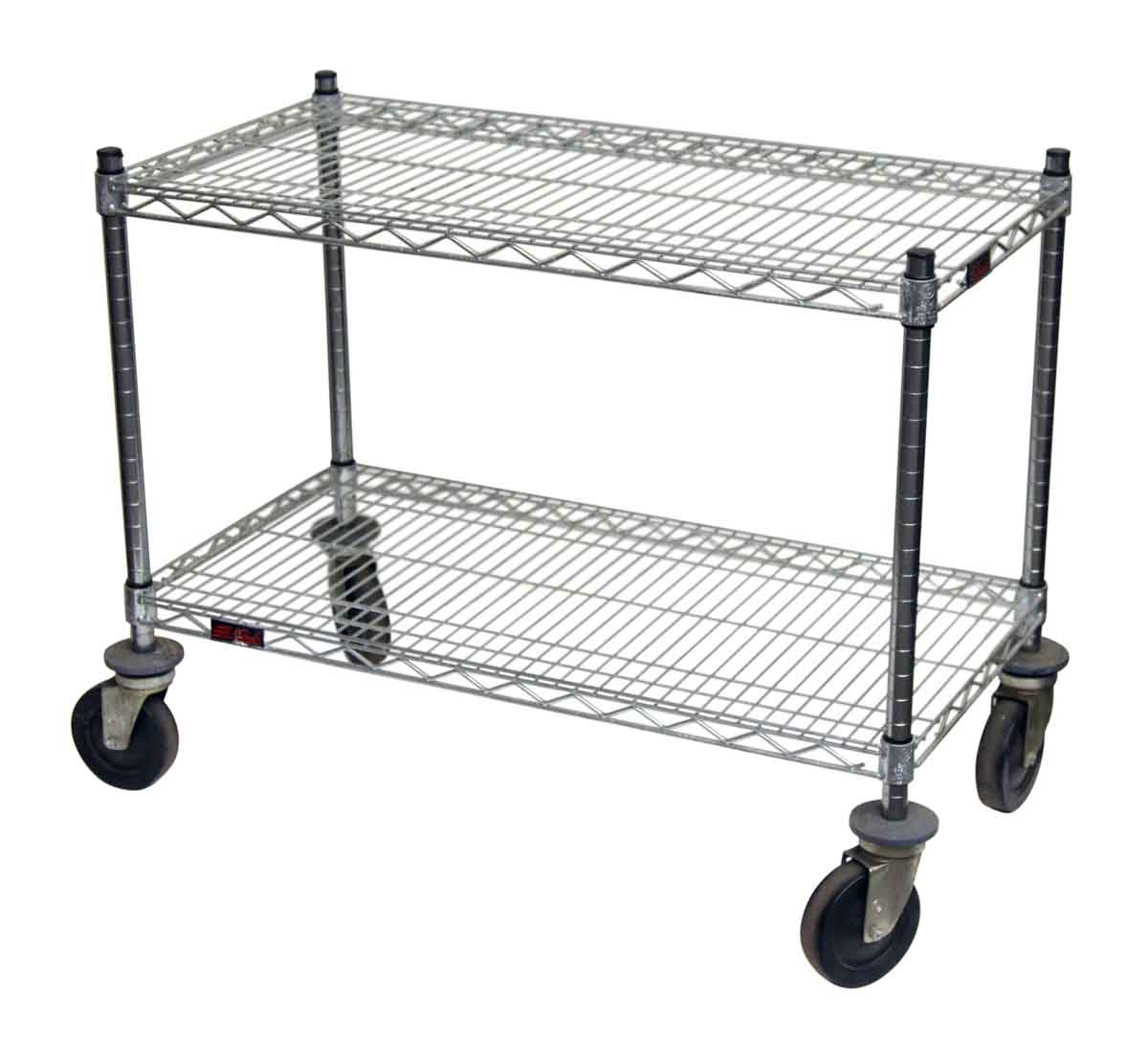 Chrome Seagle Rolling Cart