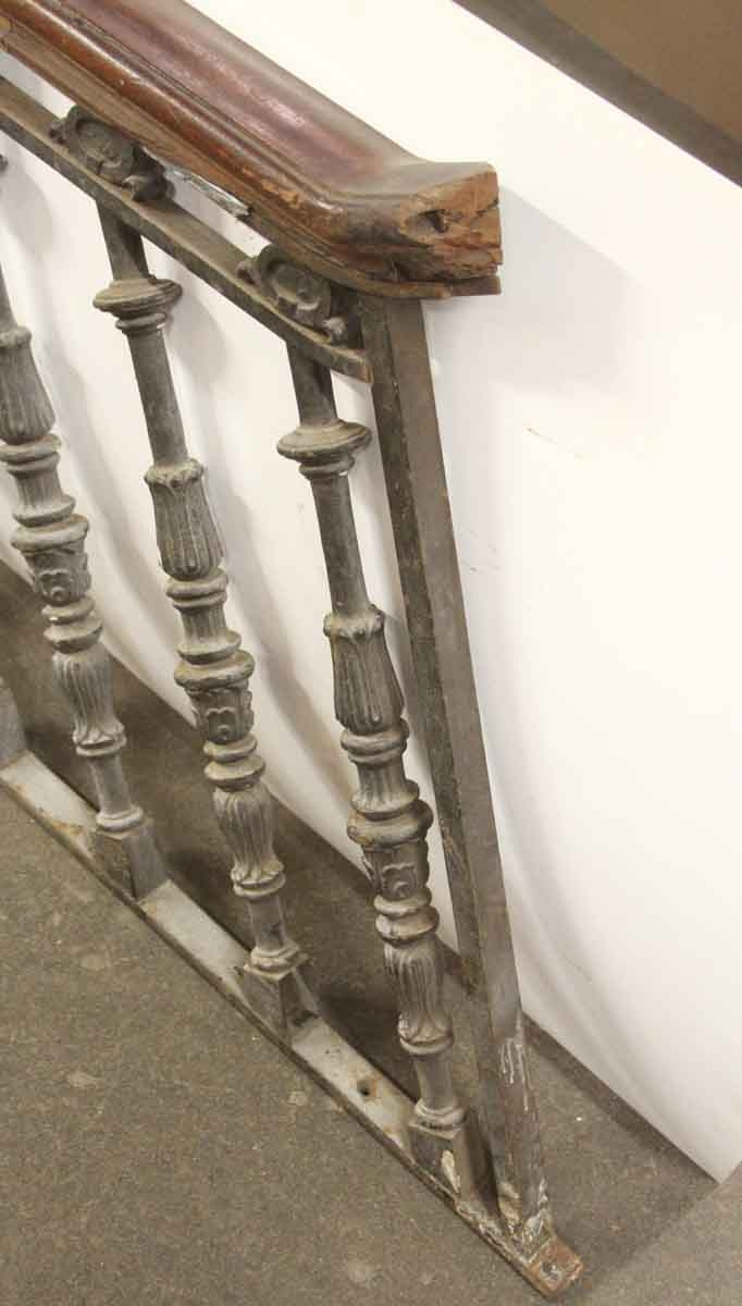 Plaza Hotel Cast Iron Staircase Railing Olde Good Things   Cast Iron Staircase Railing   Modern   Grill   Rod Iron   Floor   Interior