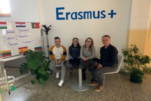 Ogulin.eu Gimnazija Ogulin u projektu sa školama iz Europe