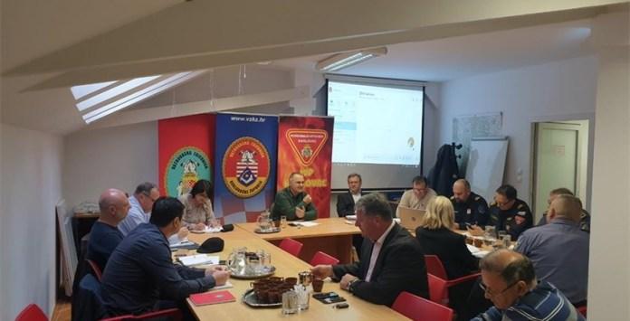 Ogulin.eu Održana sjednica Stožera Civilne zaštite Karlovačke županije na temu moguće pojave koronavirusa