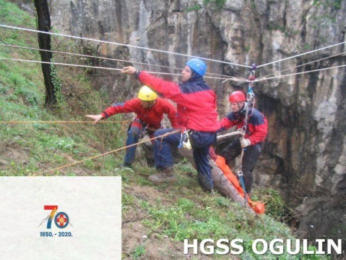 Ogulin.eu 56 god. HGSS-a Ogulin, pokazna vježba i otvorena vrata