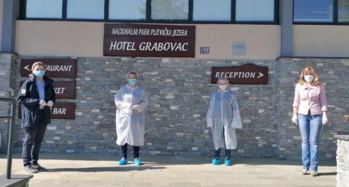 Ogulin.eu Hotel Grabovac u funkciji karantene besprijekorno funkcionira