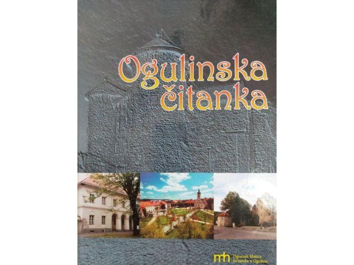 Ogulin.eu Tiskana Ogulinska čitanka - pregled tekstova koji se bave Ogulinom i ogulinskim krajem