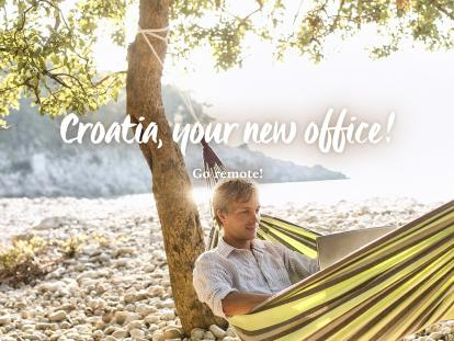 Croatia, your new office