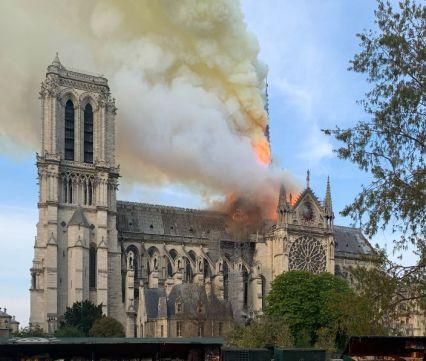 Ogulin.eu Katedrala Notre Dame ponovno se otvara 2024.