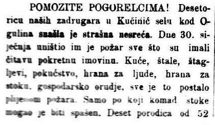 Ogulin.eu Utorkom iz arhive Zavičajnog muzeja Ogulin - Solidarnost