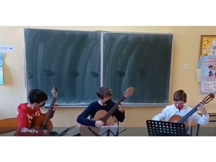 Osnovne glazbene škole
