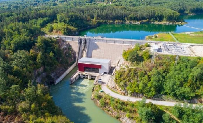 Hidroelektrane Lešće